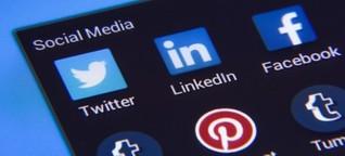 Wer Konsum liebt nutzt häufiger soziale Medien