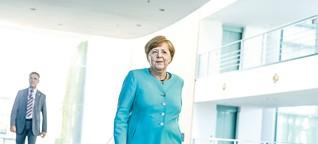 Merkel po raz czwarty