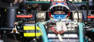 """Paul di Resta: """"Formel-E-Auto fährt sich besser als erwartet"""""""