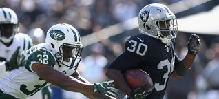 NFL: Das Wettrennen um den letzten Platz