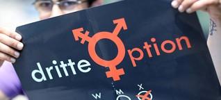 "Drittes Geschlecht: ""Erstmal kein Geschlecht eintragen"""