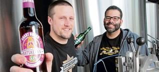 "Interview mit Ratsherrn-Braumeister: Ian Pyle & Jan Hrdlicka: ""Bier ist sozialer Klebstoff"""