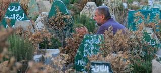 Syrien: Eine Datenbank voller Unmenschlichkeiten