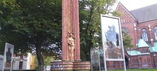 Erinnerungskultur  Kriegerdenkmäler als Lernorte