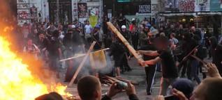 G20 - das Netzwerk der Gewalttäter