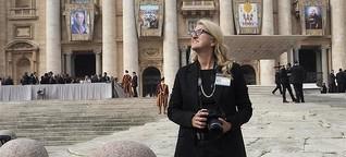 Radio Charivari, Würzburg: Beim Papst in Rom. Eine Annäherung.