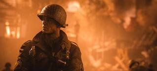 """""""Call of Duty: WW2"""": Die Geschichte vom Krieg spielen"""