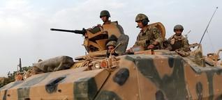 Den Boden bereiten für den IS
