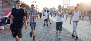 """""""Beach Rats"""": Einsame Strandläufer"""