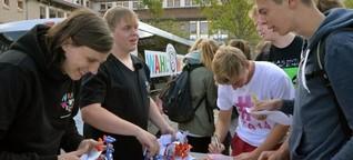 Wählen ab 16: Jugendliche als Wahlwecker | svz.de (via dpa)