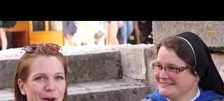 "Unterwegs als VJ ""Tag 2 in Assisi 2015"""