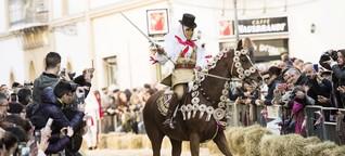 Spektakuläre Reiterspiele | Forum - Das Wochenmagazin