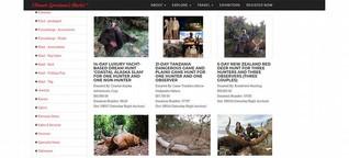 Tierleben als Auktionsware: Jagen, um zu schützen?