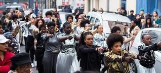 30 nuances de noir(es) : la fanfare afroféministe défilera à la Villette