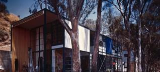 Eames-Retrospektive: Zum Niedersitzen