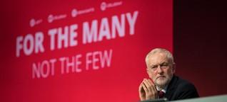 Britische Labour-Partei - Was folgt auf den Linksruck?