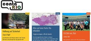 Conta, Rio! Ein JONA-Magazin aus der Fußballstadt am Zuckerhut (02/2014)