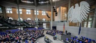 """""""Wer mit Merkel regiert, wird gerupft"""""""