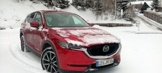 AZ testet den Kompakt-SUV Mazda CX-5: Auf der Erfolgsspur