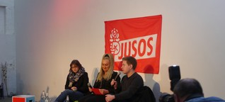 Koalitionsverhandlungen: Interview mit Juso-Chef Kevin Kühnert