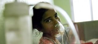 "Kampf gegen Tuberkulose in Indien - ""Wir werden die Seuche beenden"""