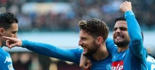 SSC Neapel: Spektakulärer italienischer Offensivfußball