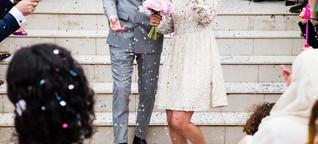 Was du auf einer Hochzeit auf gar keinen Fall machen solltest
