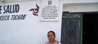 Indigene Kandidatin will antreten
