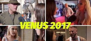 Venus 2017: Erotikstars verraten, wie sie zur Branche gekommen sind