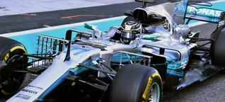 """Aerodynamik: Formel 1 hat einen """"Schritt zurück"""" gemacht"""