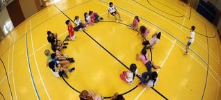 Sportvereine ohne Turnhallen: Es geht um ihre Existenz