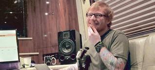 """So tickt der """"Songwriter"""" Ed Sheeran wirklich"""