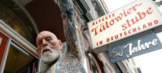 Tattostudios: Stechen und gestochen werden