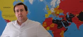 WELT: Pressefreiheit - Christian Mihr von Reporter ohne Grenzen mahnt Journalisten