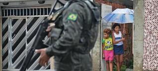 Brasilien: Panzer unterm Zuckerhut