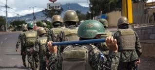 """Präsidentschaftswahl in Honduras: """"Das ist der Weg in die Diktatur"""" - SPIEGEL ONLINE - Politik"""