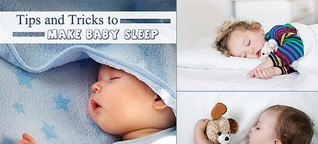 Tips and Tricks to Make Your Baby Sleep Better