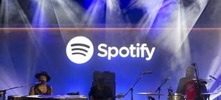 Wie ein Bulgare via Spotify über eine Million Dollar abzockte