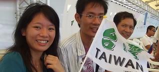 Neue Forderungen nach Unabhängigkeit auf Taiwan