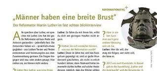 """Luther: """"Männer haben eine breite Brust"""""""