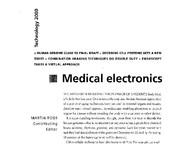 2000 - großer Gastbeitrag im US-Magazin IEEE Spectrum