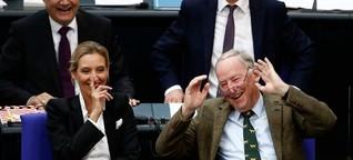 Bundestag - Anträge für Deutschland