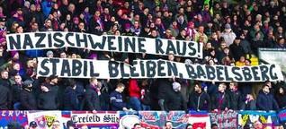 Babelsberg, puni pour avoir dit non (SoFoot.com)