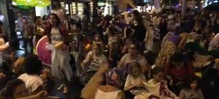 Mídia Ninja AoVivo: Marcha do #2018M sai da Candelária para as ruas do Rio de Janeiro! #8M