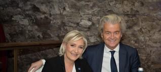 Wie Marine Le Pen Frauen für sich gewinnt Schicksalswahl in Frankreich