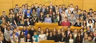 Jugendlandtag 2013 - Unsere Meinung zählt!