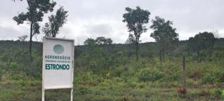 De arma na cintura, agronegócio tenta expulsar comunidades tradicionais do Cerrado