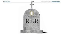 Wie Facebook mit dem Tod umgeht