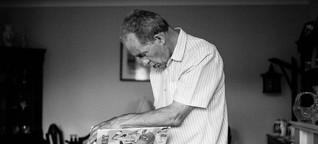 Parkinson: Gebeugt, nicht gebrochen