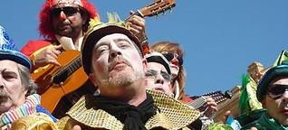 Karneval in Andalusien: Cádiz steht Kopf